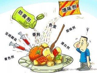 食品添加剂的危害-10种 危害最大 的食品添加剂知多少图片